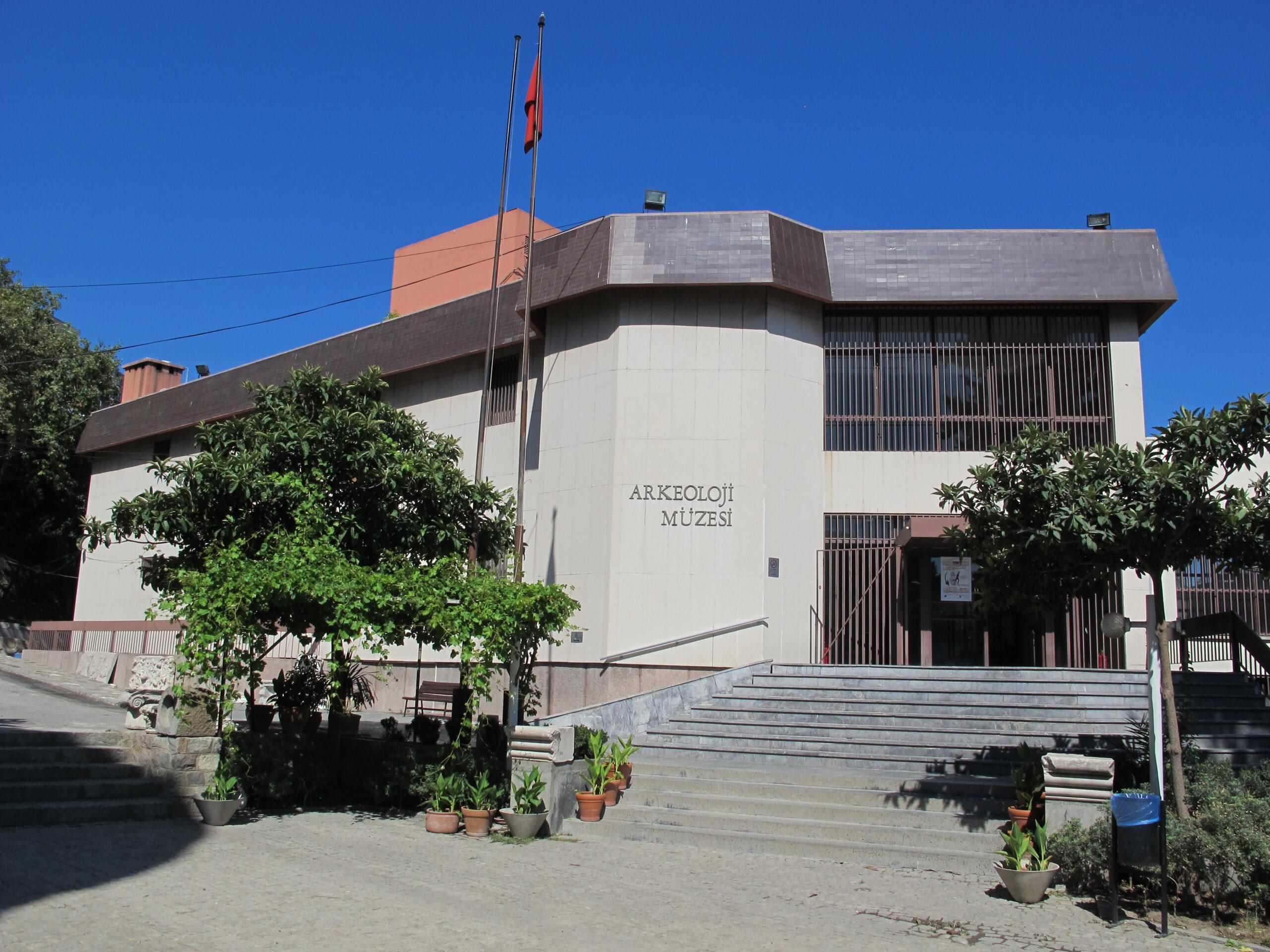 измир музей