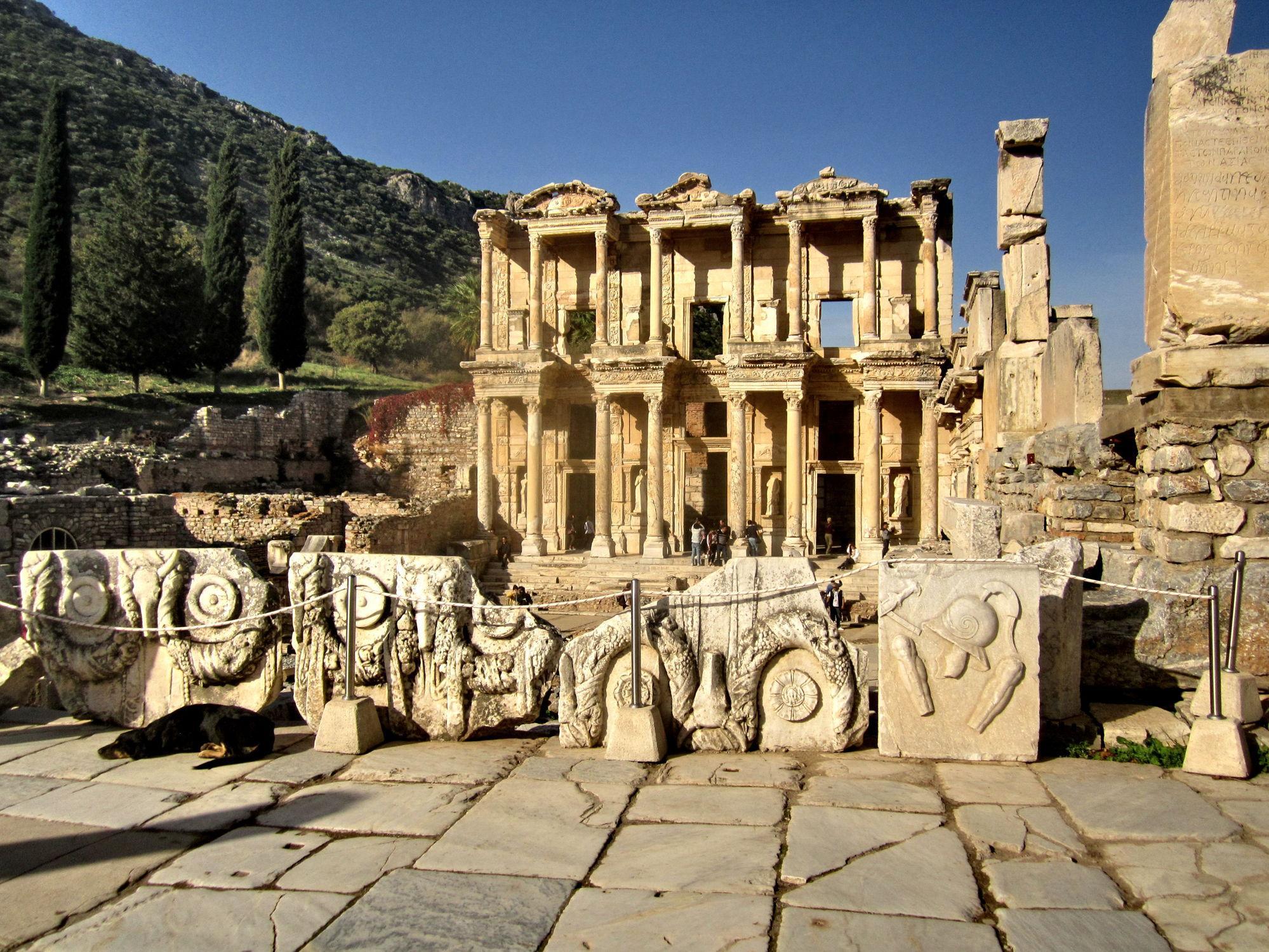 Древнегреческие города Измир