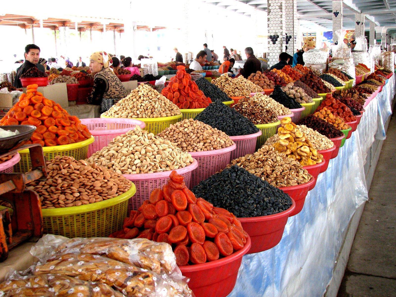 Фото рынка в Измире