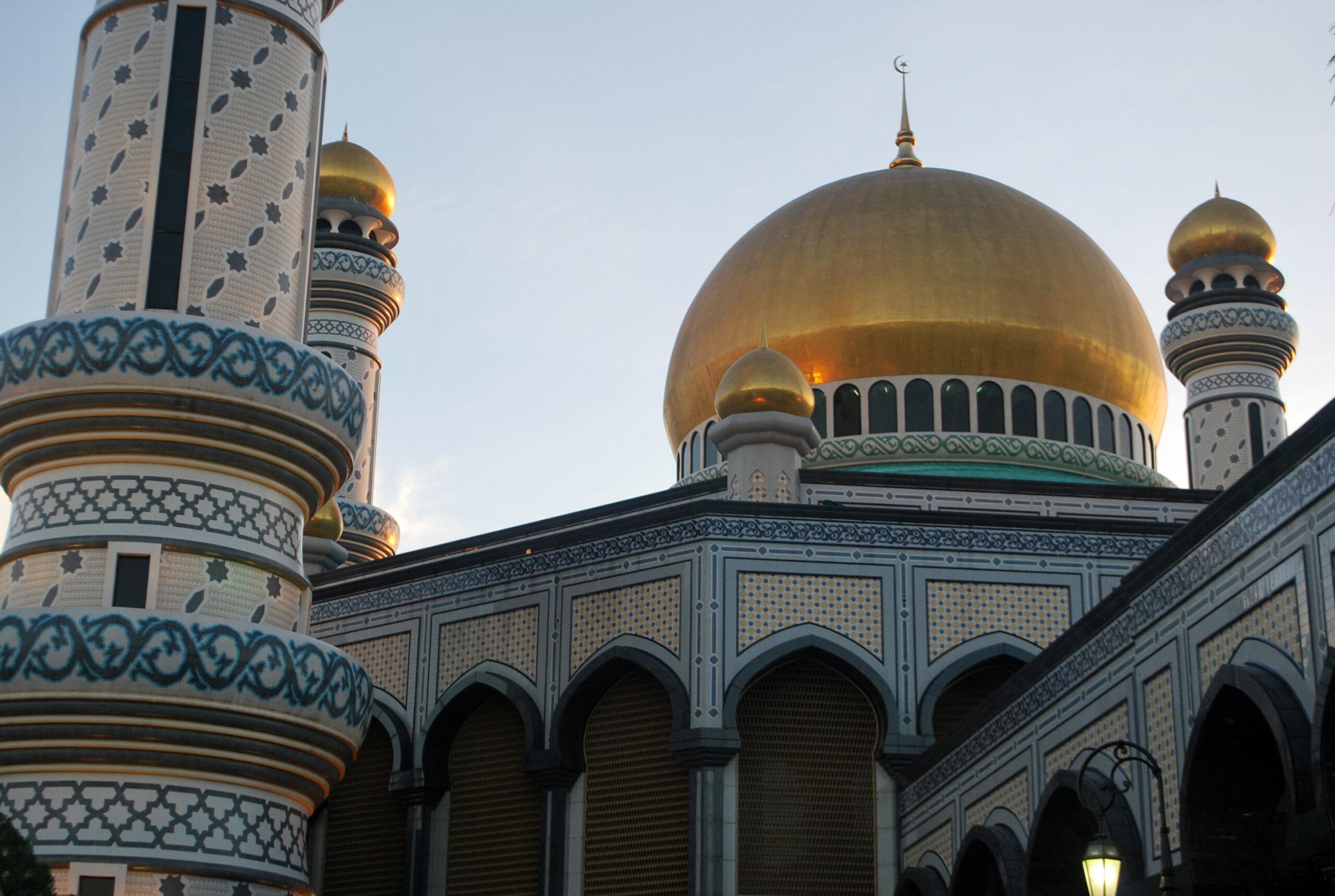 Фото мечети в Измире