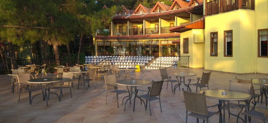 Фото Marmaris Park Hotel
