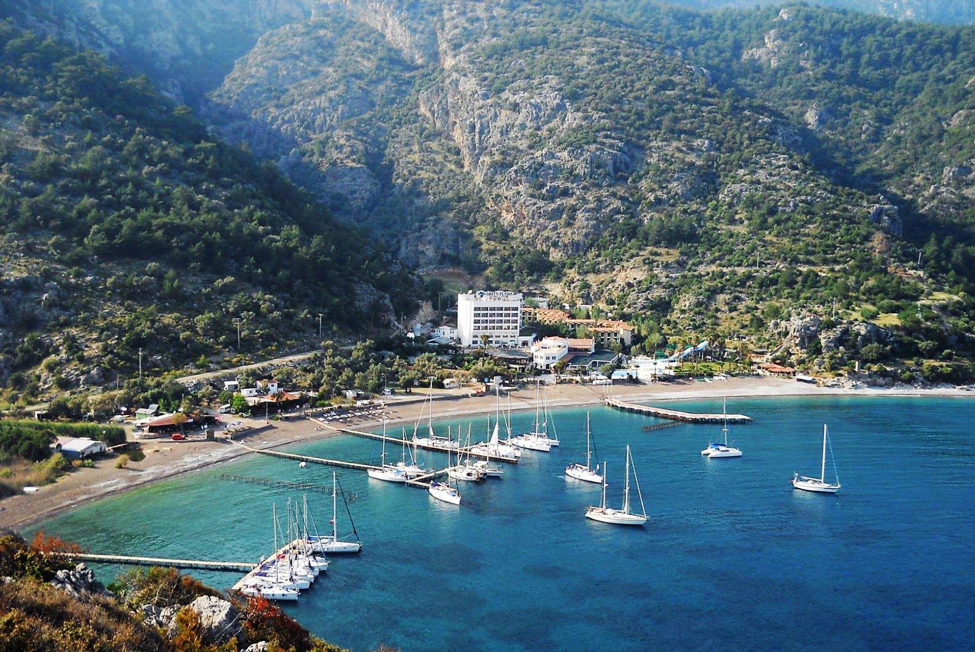 Пляж Чифтлик Турция