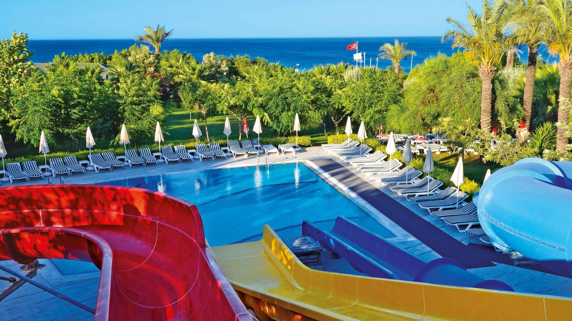 Пляжный отдых Измир