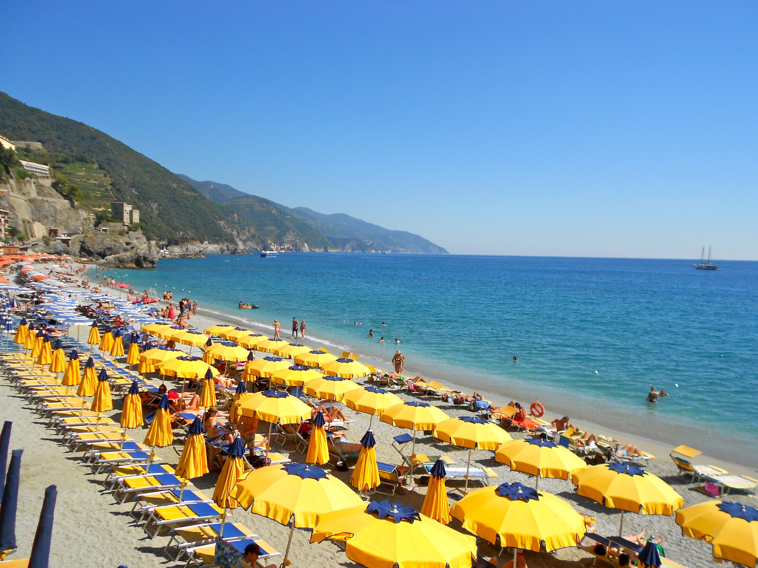 Пляжи Турции фото