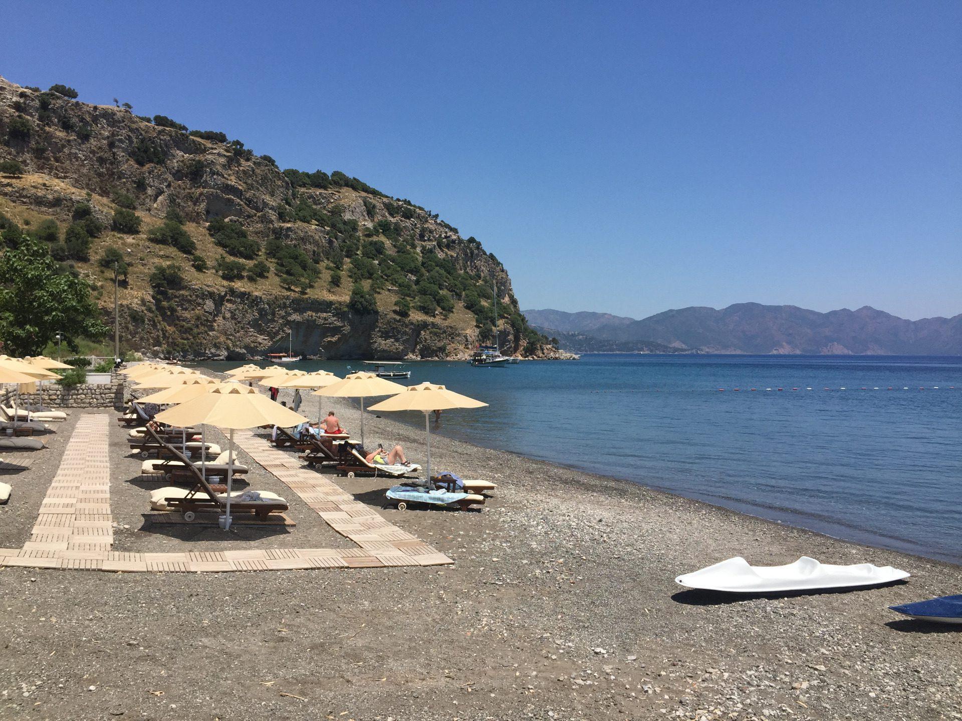 Пляж Кумбулук Турция