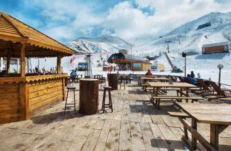 Эрзурум: горнолыжный курорт
