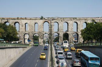 Фото акведука